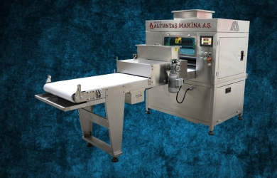 DOUGH SHEETING MACHINE